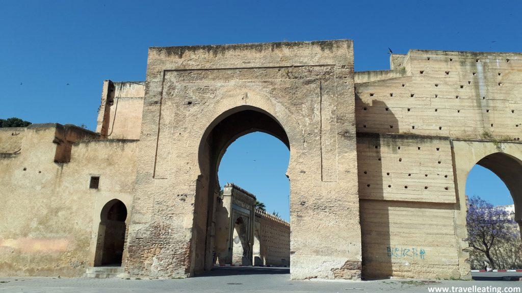 Murallas de la medina de Fez.