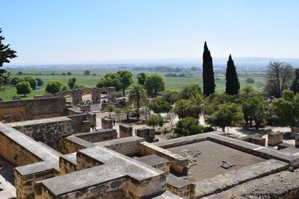 Yacimiento arqueológico de una antigua ciudad árabe.