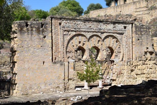 Yacimiento de la Medina Azahara, uno de los imprescindibles que ver en Córdoba.