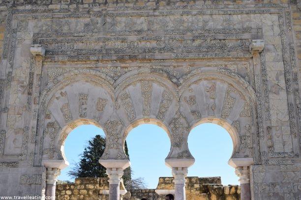 Preciosos arcos de estilo árabe