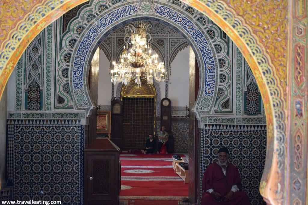Mausoleo de Mulay Idrís II.
