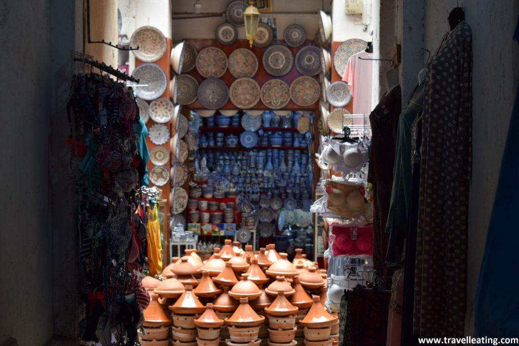 Zocos de Fez.