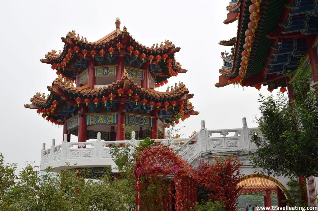 Pabellón del Templo Thean Hou.