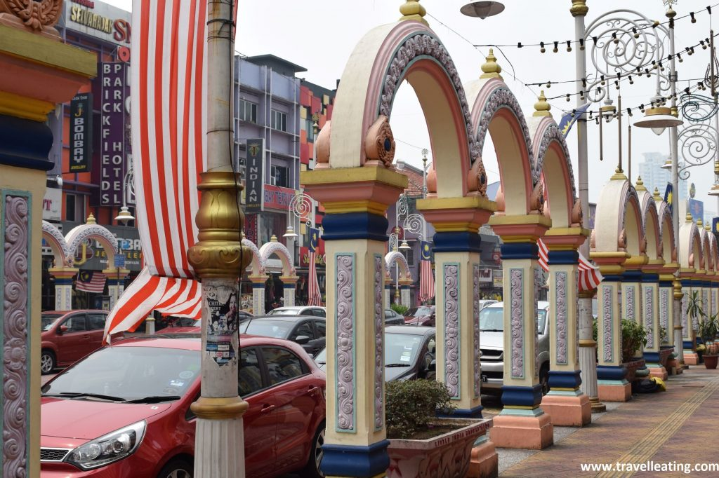 Calles de Little India.