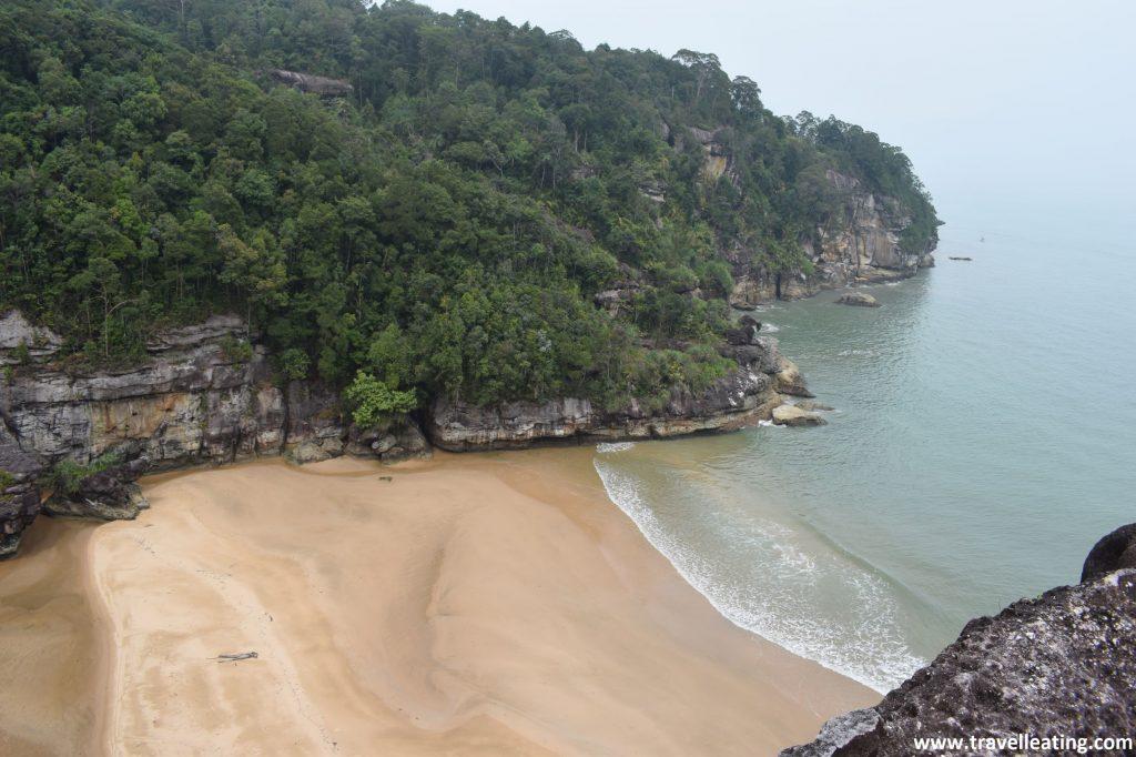 Teluk Pandan Kecil. Parque Nacional de Bako, Borneo, Malasia.