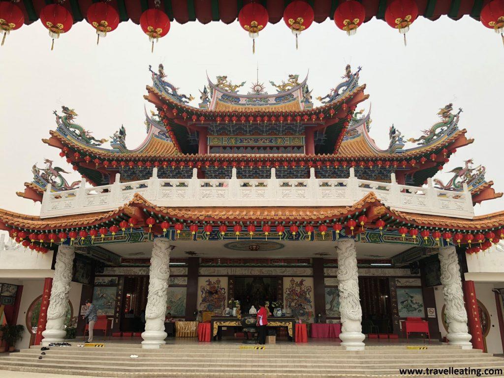 Templo Thean Hou.
