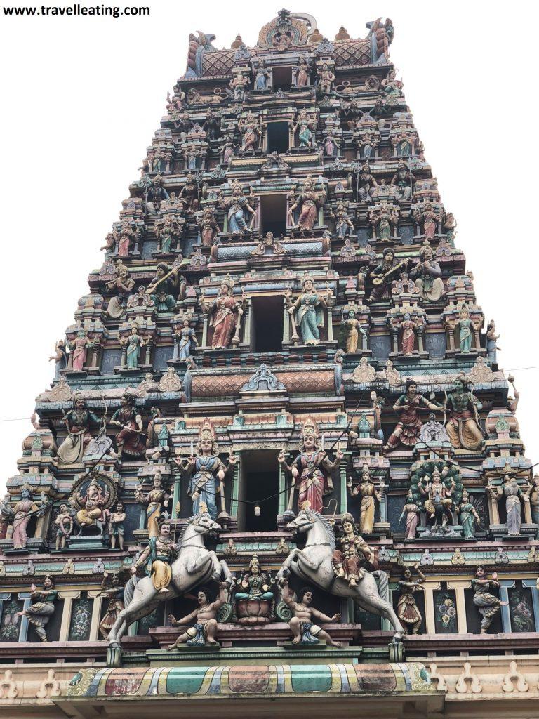 Templo Sri Mahamariammam.