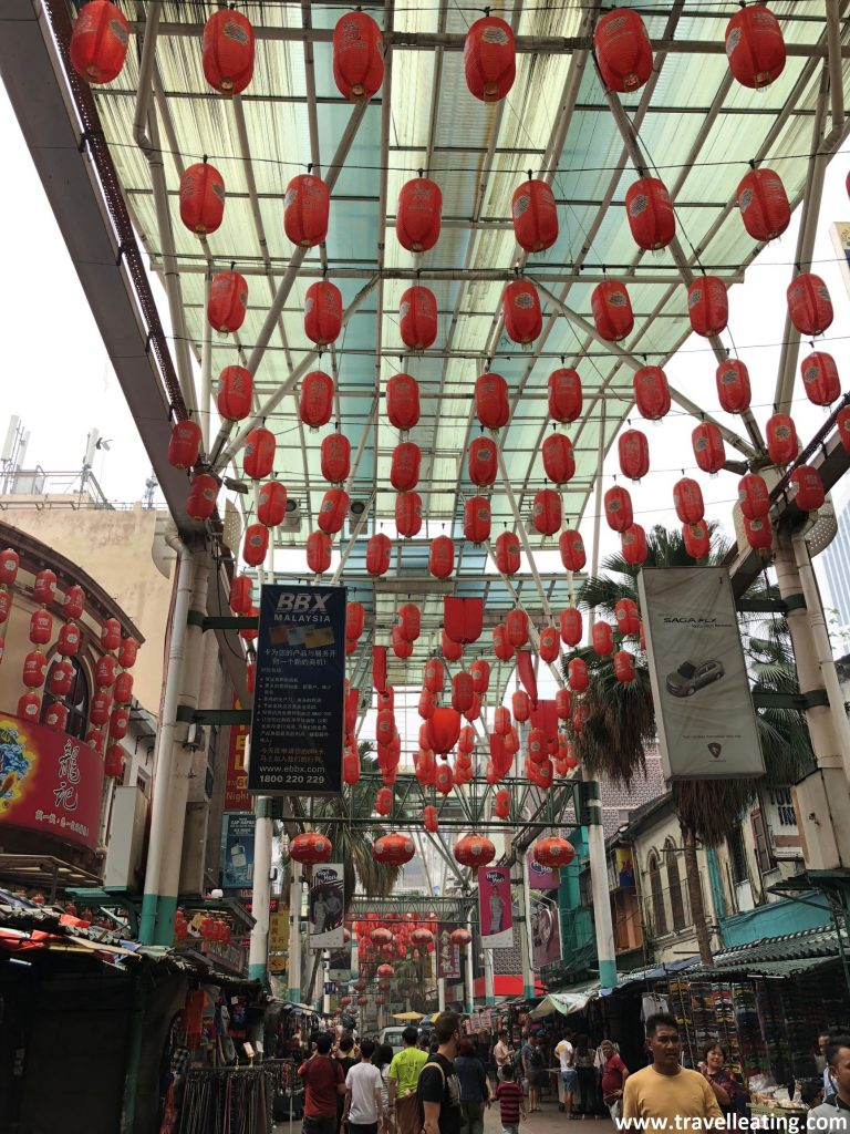Petaling Street.