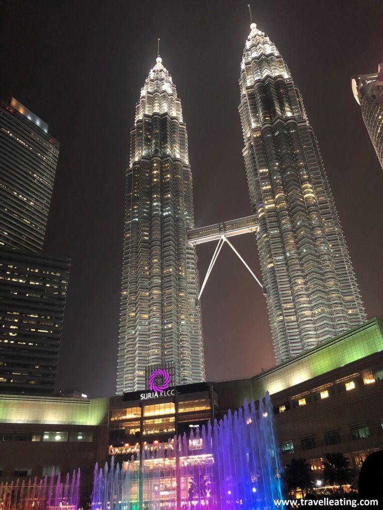 Las torres petronas de Kuala Lumpur son uno de los iconos que cualquiera quiere ver al viajar a Malasia.