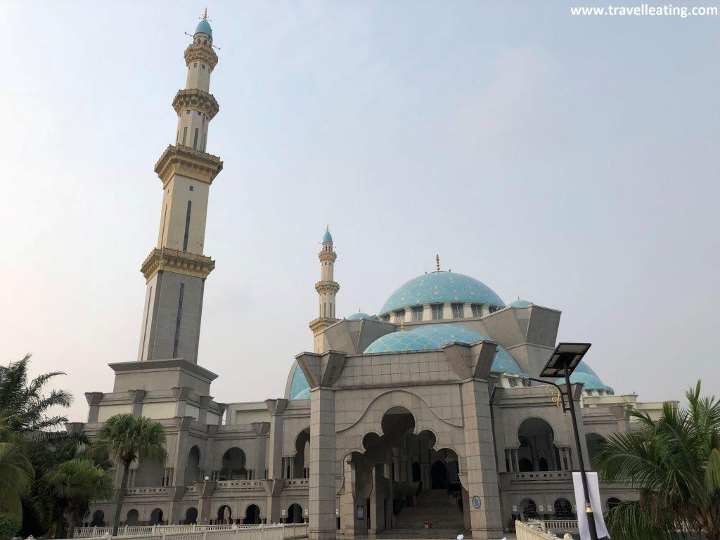 Masjid Wilayah.