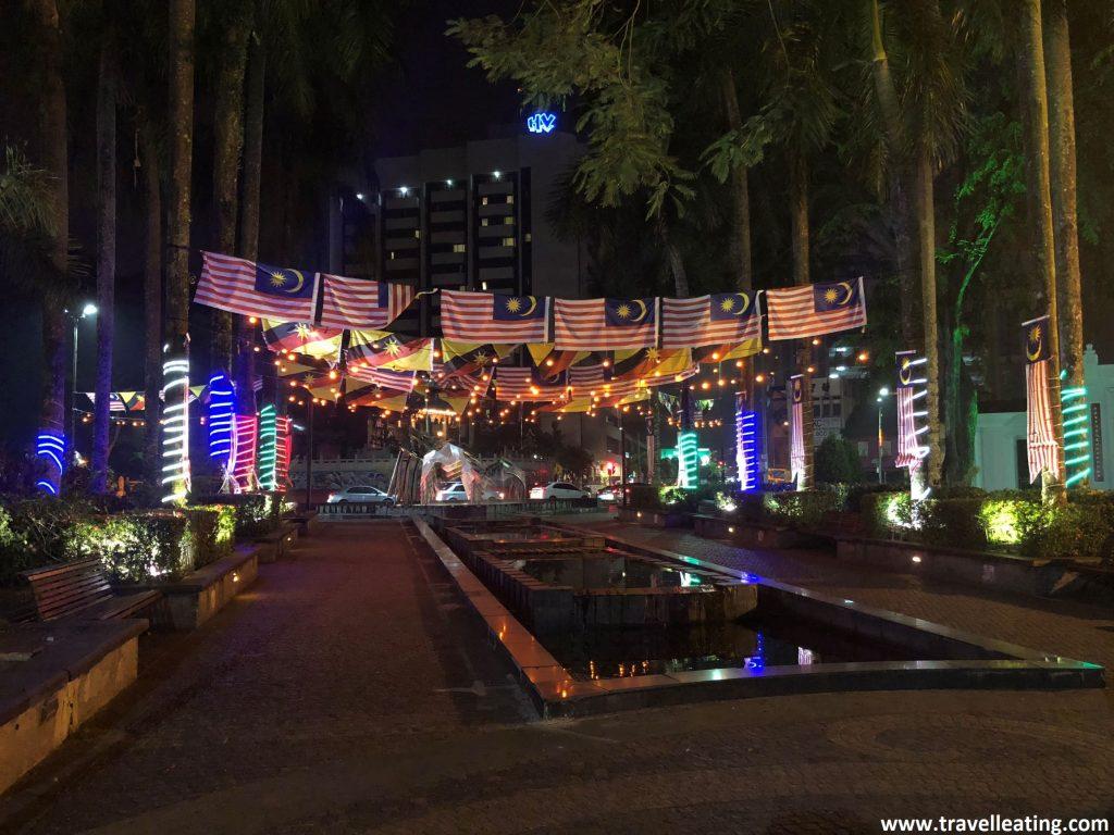 Ciudad de Kuching.