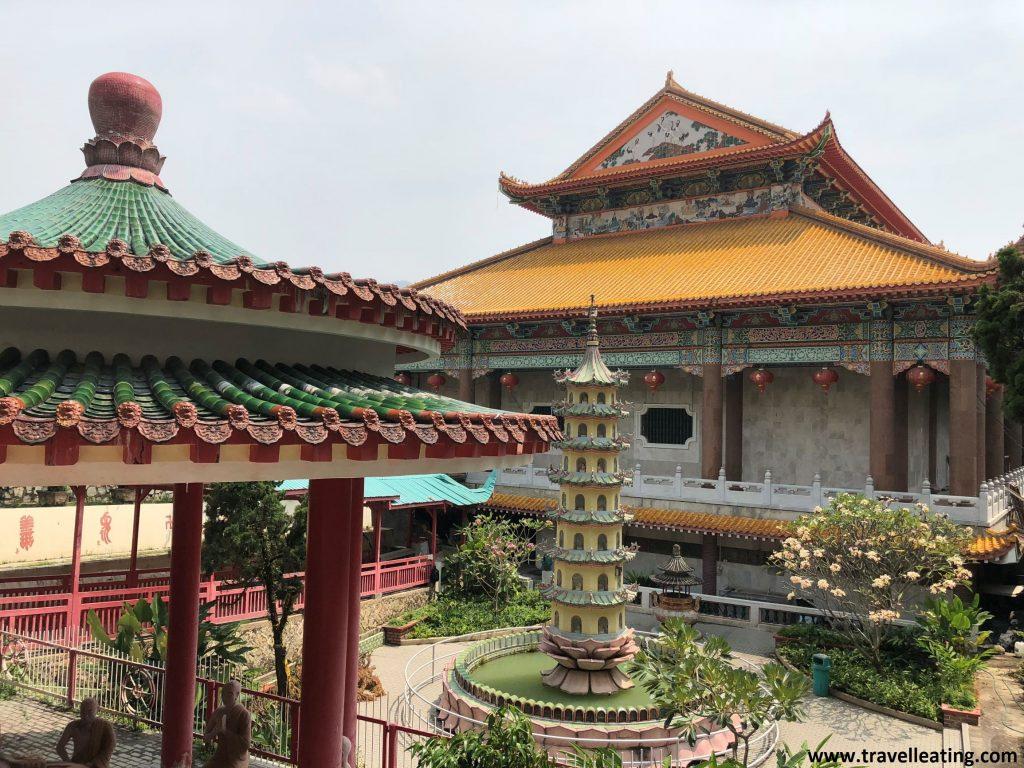 Kek Lok Si Temple, en Georgetown, Penang.