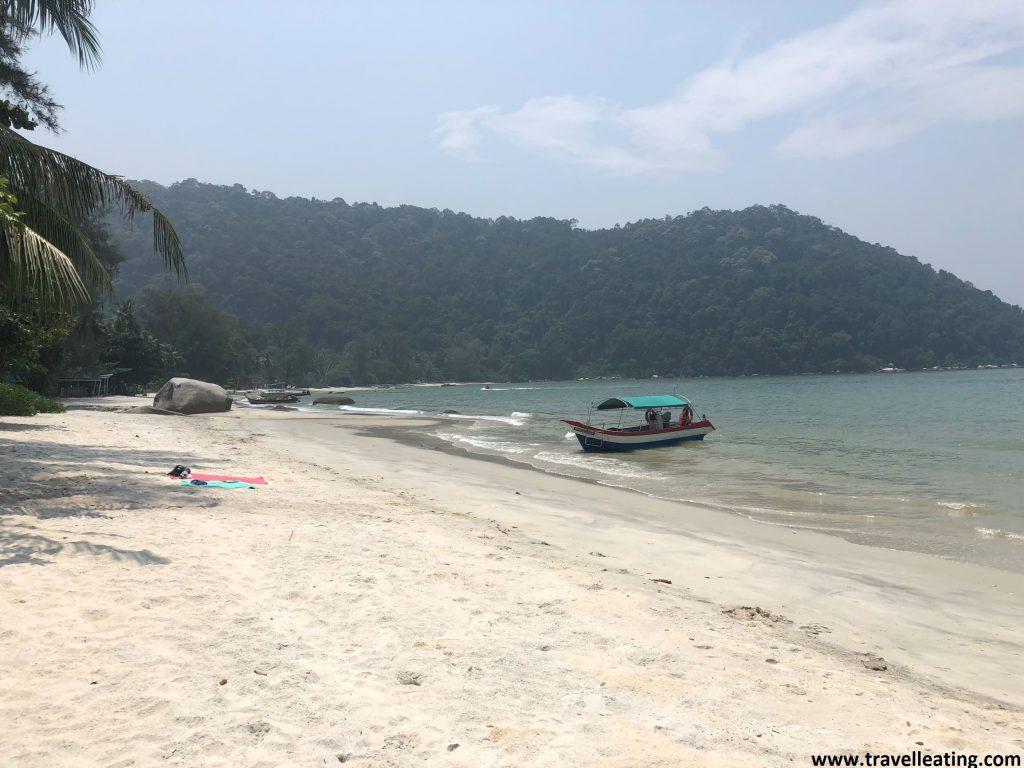 Monkey Beach, en el Parque Nacional de Penang.