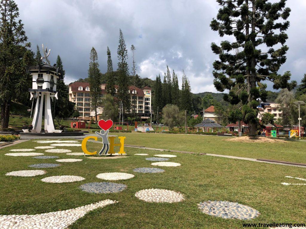 Ciudad de Tanah Rata.