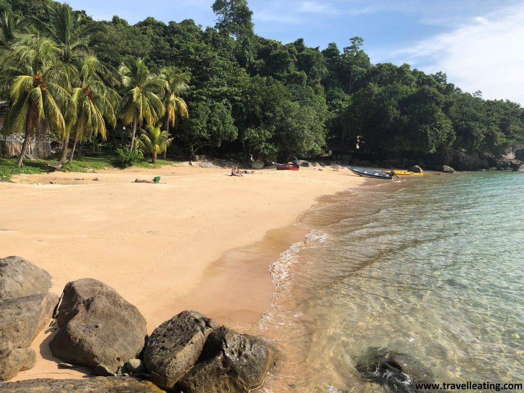 Mira Beach en Perhentian Kecil.