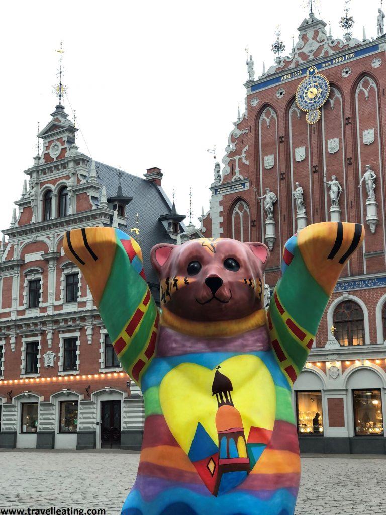 Plaza del Ayuntamiento de Riga.