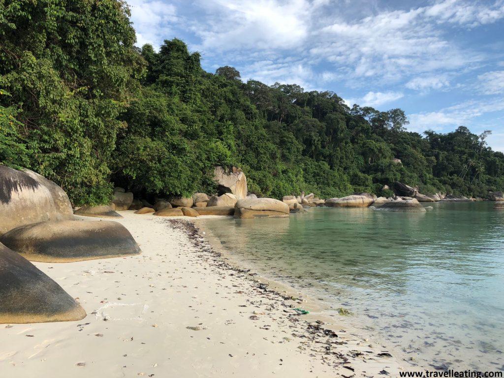 KK Beach, una de nuestras playas preferidas.