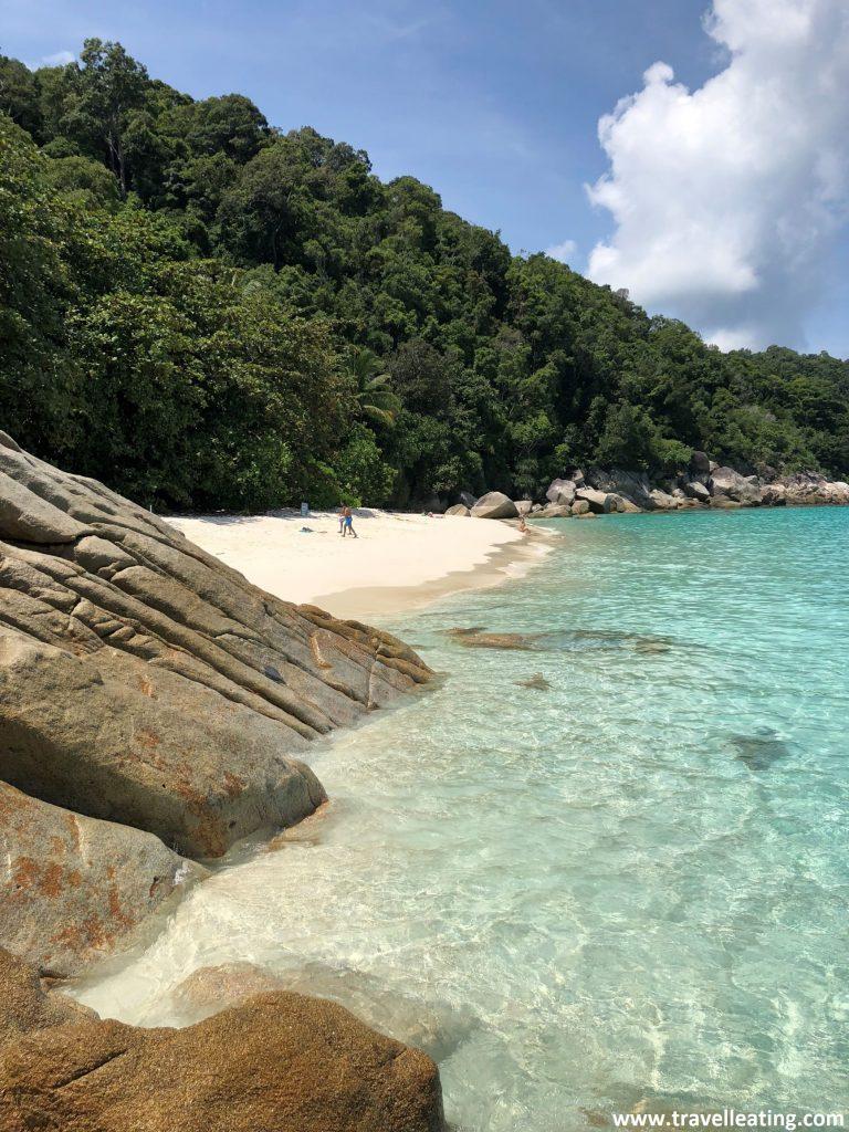 Turtle Beach, la playa preferida de la mayoría de los viajeros.
