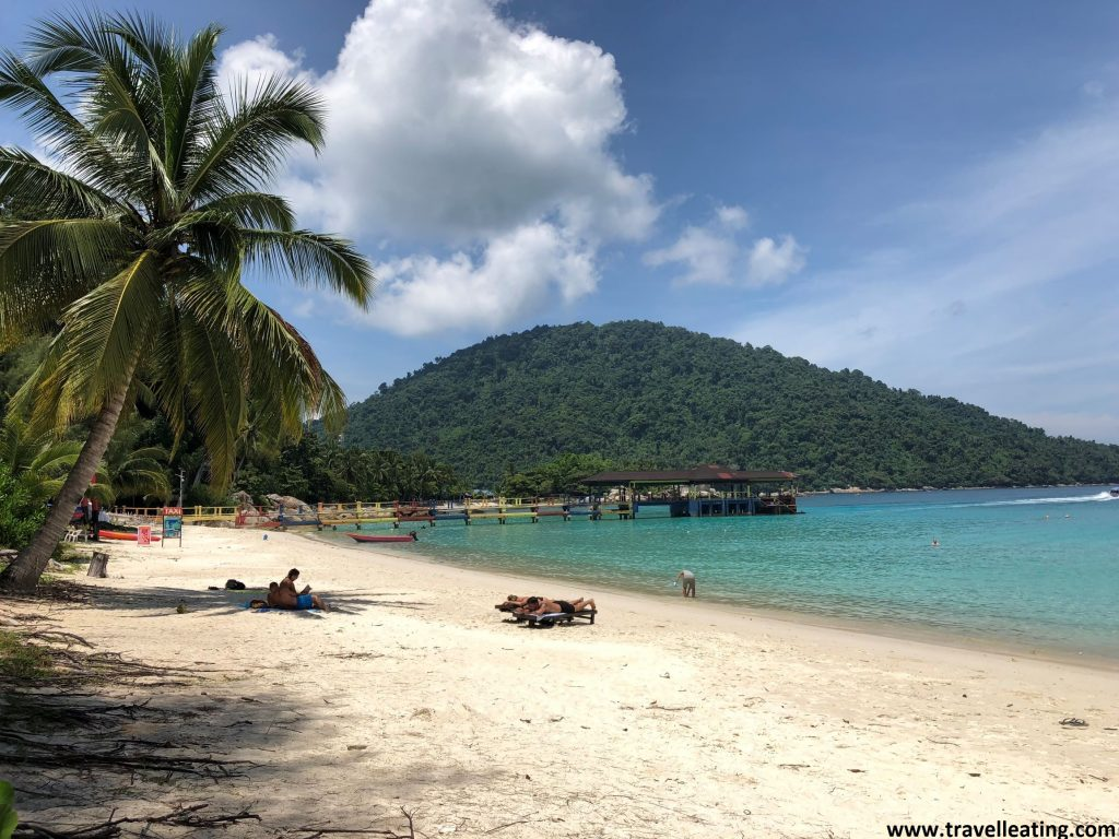 Playa PIR. Perhentian Besar.
