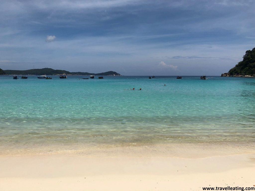 Playa PIR, donde se encuentra el Turtle Point.