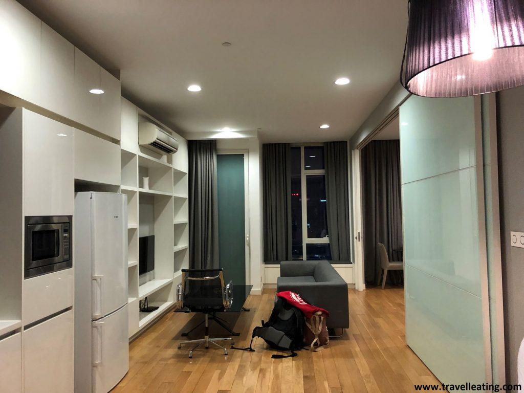 Apartamento del Platinum Suites KL.
