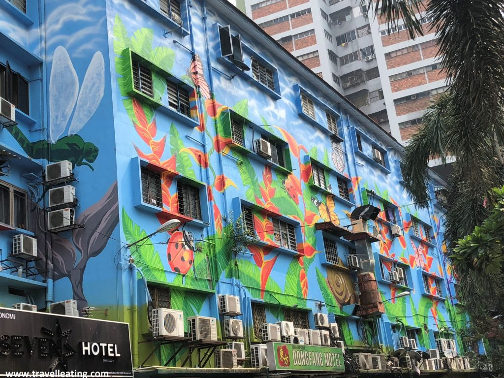 Edificio en Jalan Rembia.