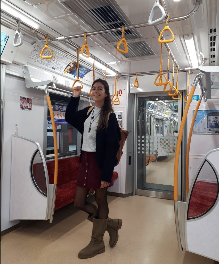 Metro de Tokio, Japón.