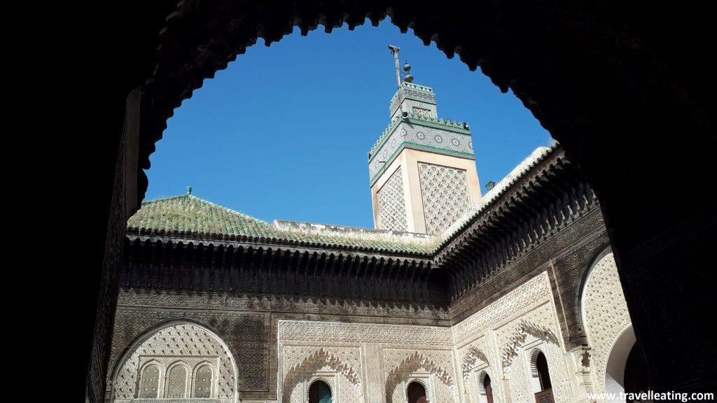 Madrasa Bou Inania.